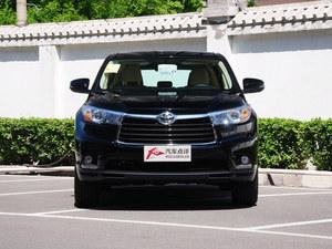 汉兰达目前价格稳定   购车暂无优惠