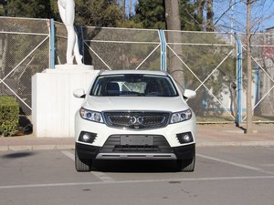 绅宝X55平价销售7.68万起 店内有现车