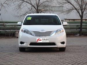 sienna全系车型最高优惠5万元出售中