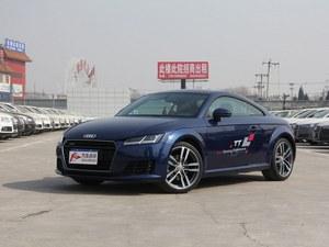 奥迪TT让利促销 限时优惠高达8.21万