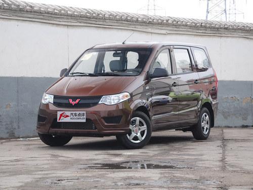 2015款 五菱宏光 1.5L S基本型