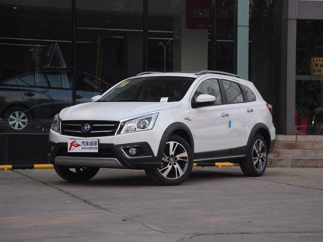 武汉启辰T70X优惠0.4万  店内有现车