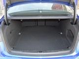 奥迪S6后备箱