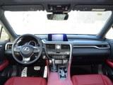 雷克萨斯RX 2016款  200t 四驱F SPORT_高清图1