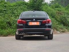 沧州宝马5系购车优惠达600元  现车充足
