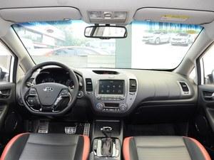 起亚K3限时促销 部分车型优惠1.40万