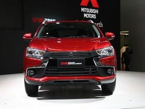 三菱劲炫ASX最高降1.98万元 现车促销