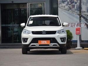 绅宝X35售价6.58万元起 店内现车在售