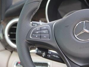 2017款奔驰V级接受预订 需订金2万元