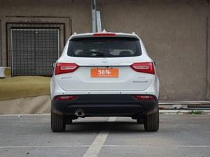 东风风光580售价7.29万起 风光首款SUV