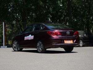 长春传祺GA6现金优惠1万元 现车销售
