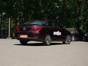 传祺GA6现金最高享0.7万元优惠 有现车