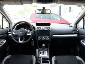 斯巴鲁XV SUV售价18.98万起 现车充足