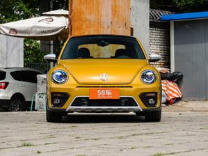 购甲壳虫让利3.68万 广州地区现车充足