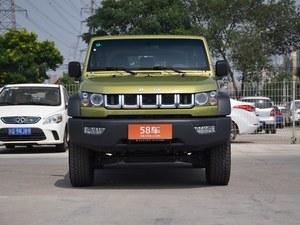 北京BJ40L报价 上海地区现车优惠0.6万