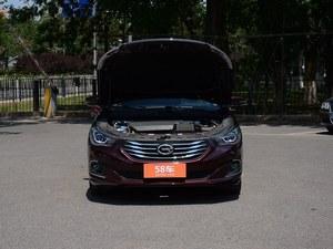 传祺GA6昆明购车优惠 现金直降1.5万元