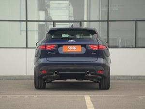 捷豹F-PACE全系优惠6.2万元 店内现车