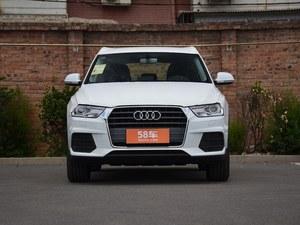 奥迪Q3广州优惠3.89万元 店内现车充足