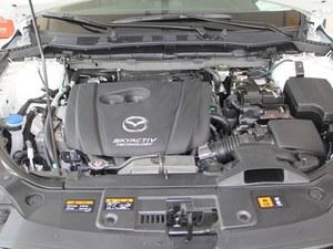 南京马自达CX-5优惠高达2.2万 现车充足