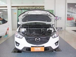 武汉长安马自达CX-5优惠1.2万 店内现在