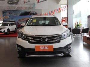 传祺GS5 Super优惠2万元 上海现车热销