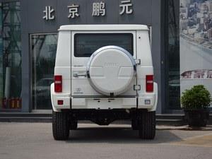 优越的军车血统 BJ80平价销售28.3万元