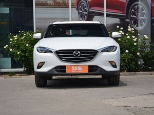 马自达CX-4售价14.08万元起 轿跑SUV