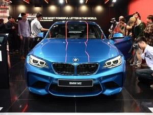 宝马M2平价销售中 售价 64.05万元起