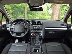南宁雪铁龙C4L 目前购车优惠1.6万元