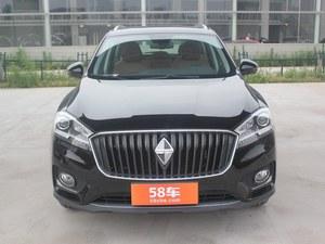 宝沃BX7价格稳定 最低售价16.98万元起