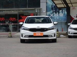 南京起亚K3优惠高达1.6万  现车充足