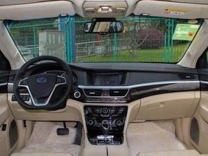 吉利博瑞售价低至11.98万 欢迎试乘试驾
