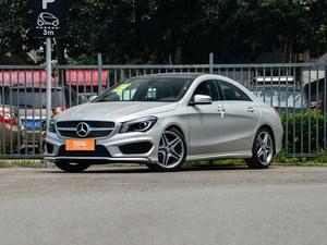 奔驰CLA级目前价格稳定 售价24.70万起