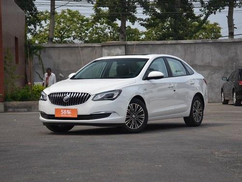 沧州英朗购车优惠达1.8万元  现车充足