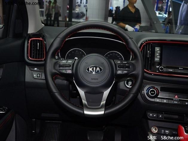 新款KX3或10月上市 外观调整/内部优化