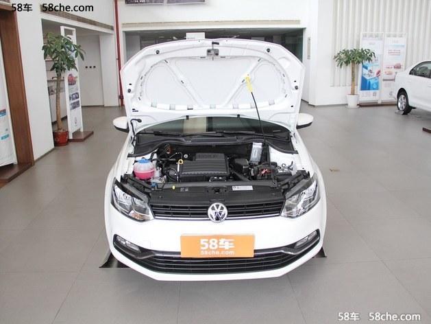 西安大众POLO现车优惠1.7万元 限时促销