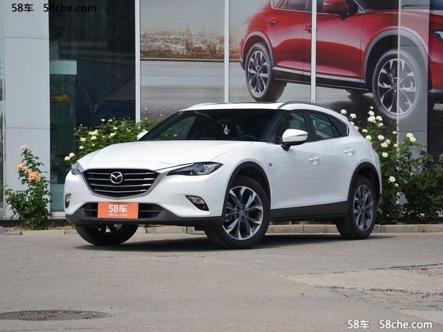 武汉马自达CX-4售价稳定 现暂无优惠