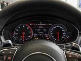 奥迪RS 7仪表盘