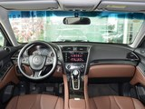 广汽Acura CDX中控全图