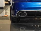 奥迪RS 7尾排特写