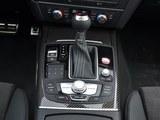 奥迪RS 6挡把