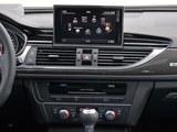 奥迪RS 6中控台