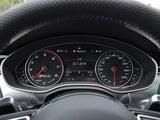 奥迪RS 6仪表盘