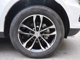 众泰T600车轮