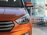 北京现代ix25前灯