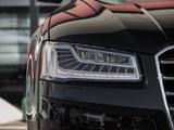 奥迪A8 2016款  A8L 45 TFSI quattro舒适型_高清图1