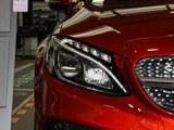 奔驰C级(进口) 2017款  C 200 4MATIC 轿跑版_高清图1
