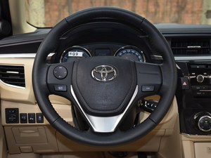 丰田最畅销 卡罗拉现售价10.78万元起