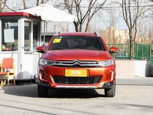 雪铁龙C3-XR直降1万元 广州地区现车
