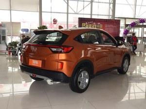 本田XR-V现金直降8000元 2017北京报价